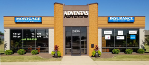 Adventas Mortgage exterior
